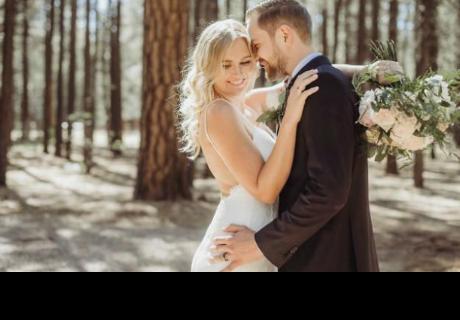 Le hizo broma a su novio antes de casarse y su reacción causó sensación en la red