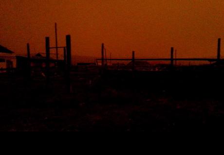 El sol se 'apaga' misteriosamente durante el mediodía en dos distritos lejanos