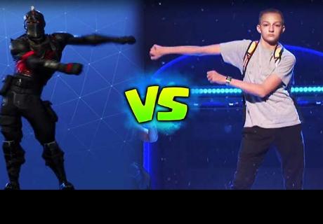 Todos los bailes de Fortnite en la vida real