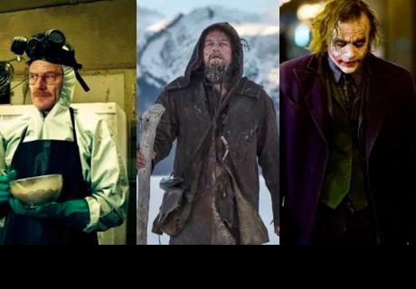 8 actores que llegaron al extremo para interpretar un personaje