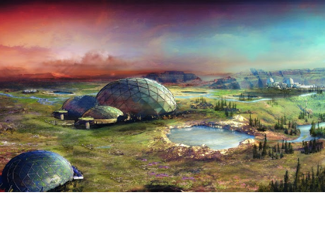 Nasa afirma que para sobrevivir, la raza humana tendría que vivir en otros planetas.