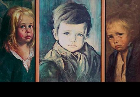 Los niños que lloran: La maldición nos persigue