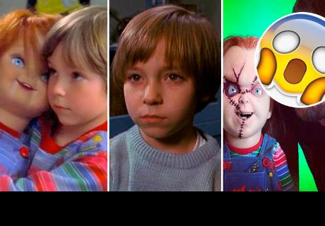 Mira como luce 'Andy Barclay' de la película 'Chucky' a 30 años de su estreno