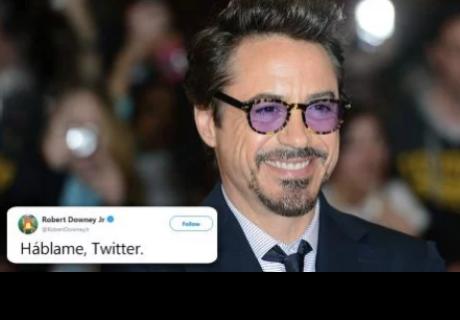 Estos fueron los primeros tuits de los famosos
