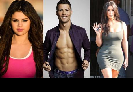 Celebridades que ganan hasta un millón de dólares por cada foto en Instagram