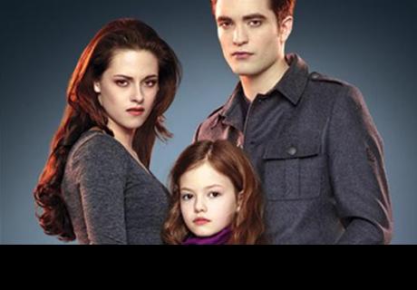 Así luce la hija de Bella y Edward después de seis años de la última película