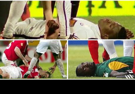 5 futbolistas que murieron en pleno partido