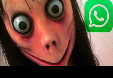 WhatsApp: conoce al 'novio' de 'Momo' que es tan feo como ella