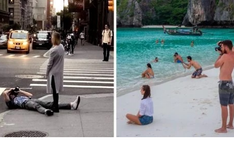 5 Novios de Instagram que consiguieron las fotos 'perfectas' para sus chicas