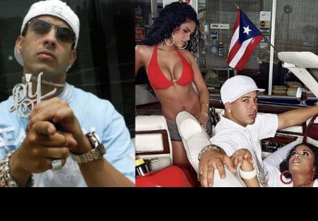 Así lucía Daddy Yankee en el 2007