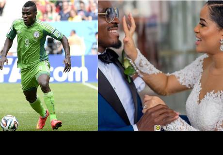 Futbolista se divorcia de la reina de belleza de 2013 para casarse con la de 2014