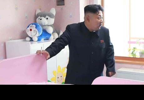Kim Jong Un fue trolleado por Internet