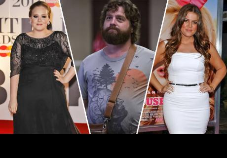 8 celebridades que le dieron una oportunidad a la vida saludable