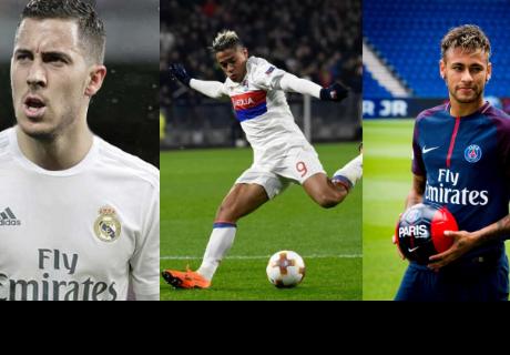 Tras la salida de CR7, conoce los nuevos fichajes para el Real Madrid