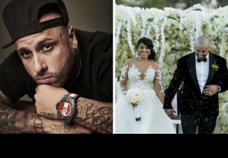 ¿Nicky Jam pasó a la fila de los divorciados?