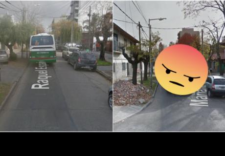 Google Maps: buscaba bus para regresar a su casa y halló impactante imagen