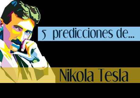 5 predicciones que el inventor Nikola Tesla hizo y se hicieron realidad