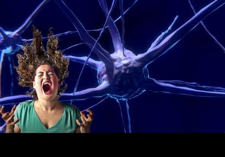 Captan una 'explosión' de impulsos neuronales causados en un 'momento de ira'