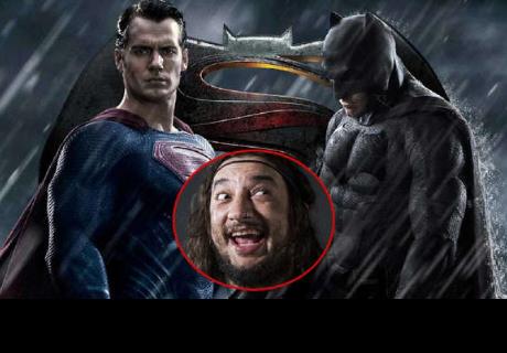 El Bananero se burla de Batman vs Superman en su último trailerazo