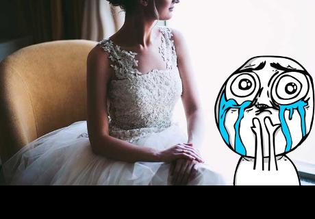 Una joven de 19 años se casa con el cuerpo  de su novio que se fue al 'al más allá'