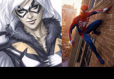 PlayStation 4: Marvel's Spider Man anuncia DLC de la Gata Negra