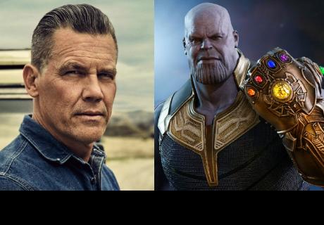 El actor que da vida a 'Thanos' en Avengers , sorprendió a su esposa con hermoso detalle en Instagram.