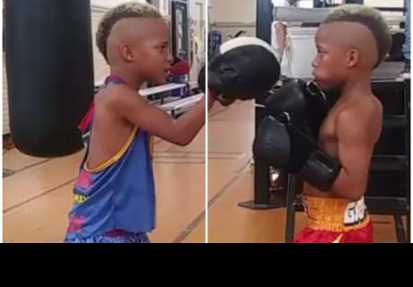 Estos gemelos son los mejores boxeadores de 9 años en el mundo y ahora son famosos