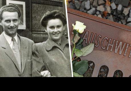 La verdadera historia de amor del tatuador del Auschwitz con una prisionera.