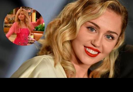 Así lucía Miley Cyrus en la serie 'Hannah Montana'