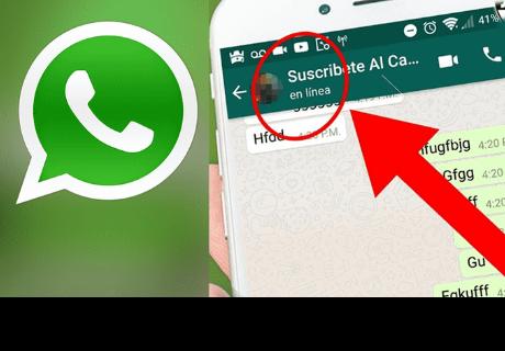 WhatsApp: entérate del truco para estar  'en línea' y pasar desapercibido