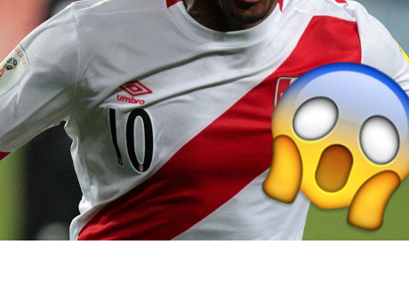 Camisetas originales con las que Perú fue al mundial se  'rematan'