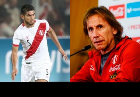 Ricardo Gareca piensa en posible convocatoria de Carlos Zambrano