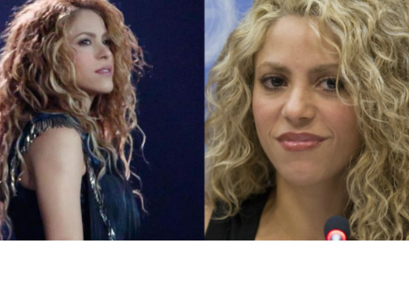 Shakira sorprende a todos con la elección de una blusa que nadie olvidará