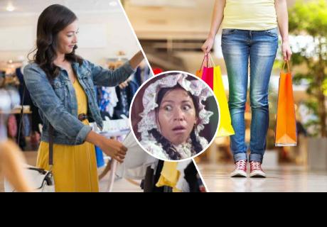 Ir de compras nos ayudaría a alcanzar el peso ideal, según la ciencia