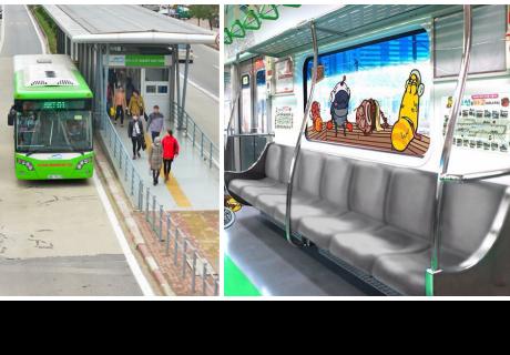 Cómo Corea del Sur transformó su sistema de transporte.