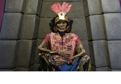 Se encontraron dos momias en Chile vestidas con trajes tóxicos