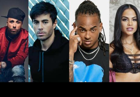Escucha cómo suenan realmente y sin 'ayudita' las voces de estos conocidos cantantes