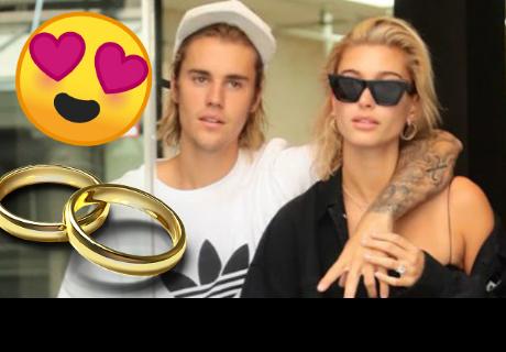 Justin Bieber y Hailey Baldwin se casaron y así lo celebraron