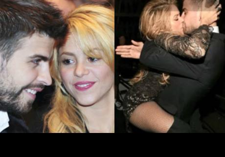 El atrevido 'tocamiento' de Gerard Piqué a Shakira se vuelve viral