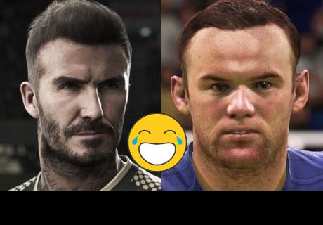 ¿Pes 2019 o Fifa 2019? ¿Qué videojuego tiene mejor gráfico en relación a los jugadores?