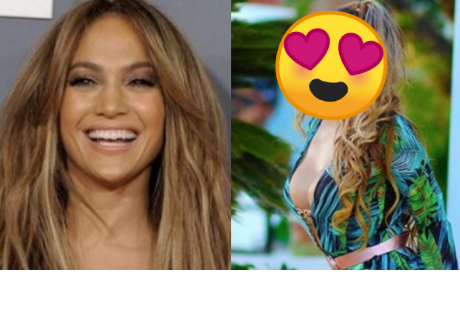 Mira a la peruana que es la doble de Jennifer López y las redes explotan