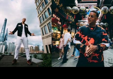 Daddy Yankee canta 'Despacito' en chino y este fue el resultado