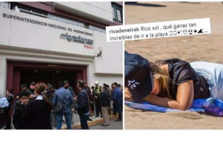 Korina Rivadeneira: ¡Migraciones apela expulsión del Perú y ella reacciona así! -FOTO