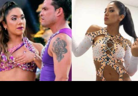 Vania Bludau no suelta a Christian Domínguez y le lanzó todo esto