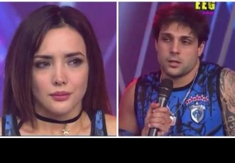 Nicola Porcella le dice cruda verdad a Rosángela Espinoza