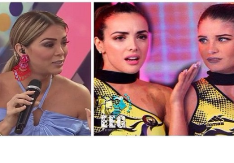 ¿Ahora Sheyla Rojas defiende a Rosángela Espinoza de sus últimos problemas?