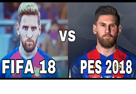 FIFA 18 y PES 2018: Notables diferencias entre ambos (VIDEO)