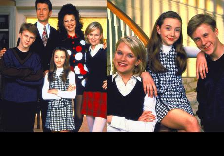 """¿Recuerda a """"La nana""""? Así lucen hoy los 'niños' y demás actores de la comedia de los 90s"""