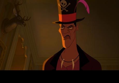 Curiosidades de Disney: Un detalle sobre Facilier que nunca notaste en La Princesa y el Sapo