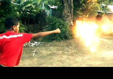 AVATAR: Este hombre se ha convertido en el primer Maestro Fuego real y así lo logró (VIDEO)